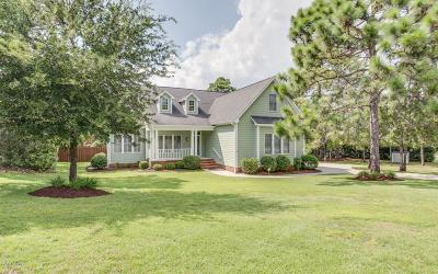 Wilmington Single Family Home For Sale: 8108 Yellow Daisy Drive