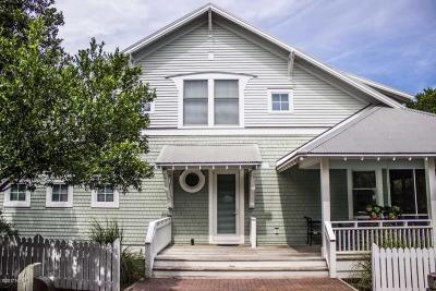 Bald Head Island Single Family Home For Sale: 663 Wash Woods Way