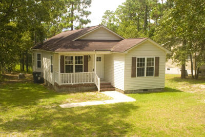 Southport Single Family Home For Sale: 2385 Frink Lake Drive