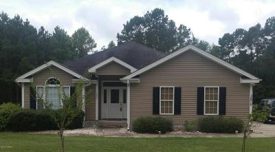 Shallotte Single Family Home For Sale: 1275 Village Point Road SW