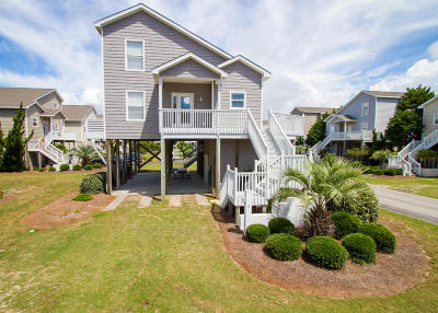 Ocean Isle Beach NC Single Family Home For Sale: $379,900