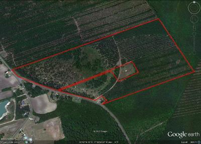 Greenville Residential Lots & Land For Sale: Roosevelt Spain Road