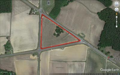 Farmville Residential Lots & Land For Sale: 7004 Us 264 Alternate