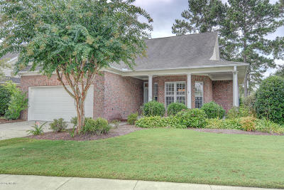 Magnolia Greens Single Family Home For Sale: 226 Morning View Way
