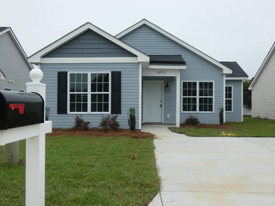 Rocky Mount NC Single Family Home For Sale: $109,900