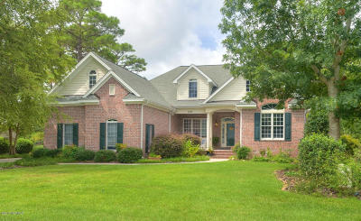 Southport Single Family Home For Sale: 2793 Golfmaster Court SE