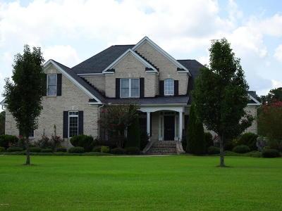 Grimesland Single Family Home For Sale: 1434 Devon Drive