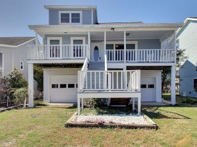 Holden Beach Single Family Home For Sale: 113 Clipper Ship Drive