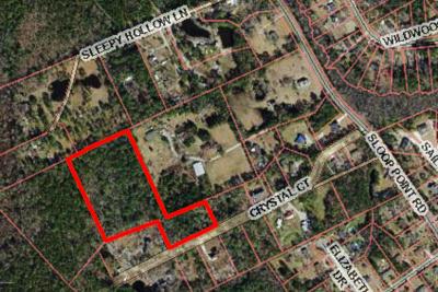 Leland, Castle Hayne, Wilmington, Hampstead Residential Lots & Land For Sale: Crystal Court