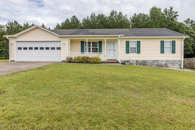 Jacksonville Single Family Home For Sale: 116 Grismill Road