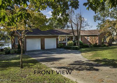 hubert Single Family Home For Sale: 119 Bear Hollow Lane