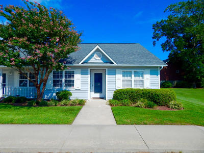 Morehead City Condo/Townhouse For Sale: 303 Barbour Road #1301