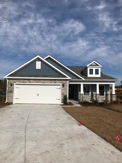 Ocean Isle Beach NC Single Family Home For Sale: $255,000