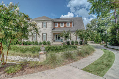 Wilmington Single Family Home For Sale: 1618 Airlie Forest Court