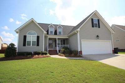 Winterville Single Family Home For Sale: 2313 Charity Lane