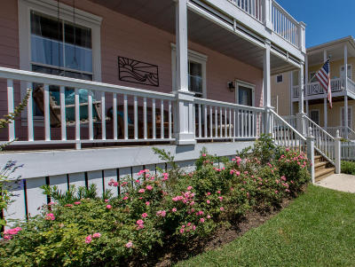 Carolina Beach, Kure Beach Condo/Townhouse For Sale: 239 Silver Sloop Way