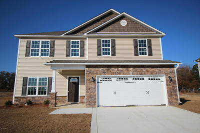 Winterville Single Family Home For Sale: 554 Villa Grande Drive