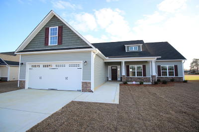 Winterville Single Family Home For Sale: 597 Villa Grande Drive