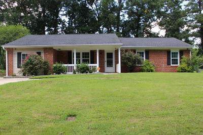 Jacksonville Single Family Home For Sale: 2513 Country Club Road
