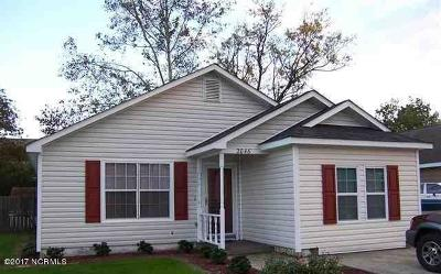 Jacksonville Rental For Rent: 2046 Foxhorn Road