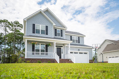 Morehead City NC Single Family Home For Sale: $369,900