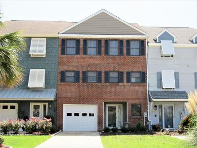Sneads Ferry Condo/Townhouse For Sale: 103 E Bay Drive