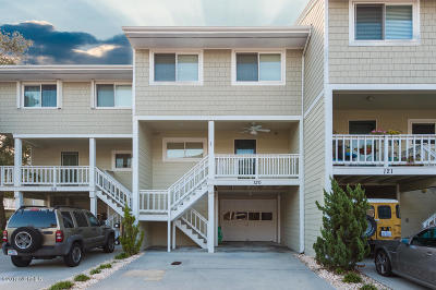 Wrightsville Beach Condo/Townhouse For Sale: 120 Lees Cut Lane