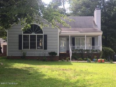 Northwoods Single Family Home For Sale: 1108 Opossum Trot Lane