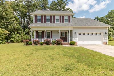 Jacksonville Single Family Home For Sale: 401 Stuart Court