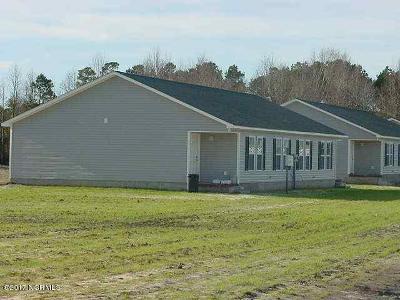 Swansboro Rental For Rent: 138 Golden Leaf Road