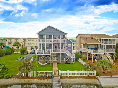 Ocean Isle Beach NC Single Family Home For Sale: $579,000