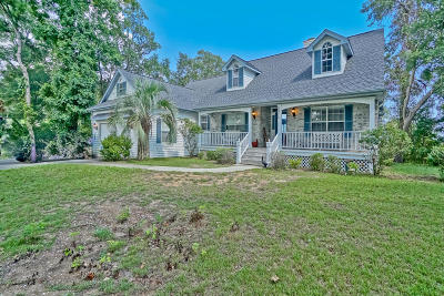 Sunset Beach NC Single Family Home For Sale: $554,900