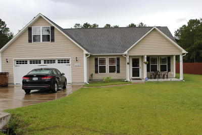 Maple Hill Single Family Home For Sale: 110 Chandas Place