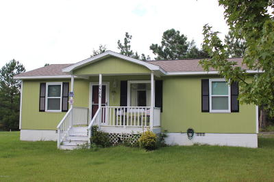Leland Single Family Home For Sale: 6986 Pinecliff Drive NE