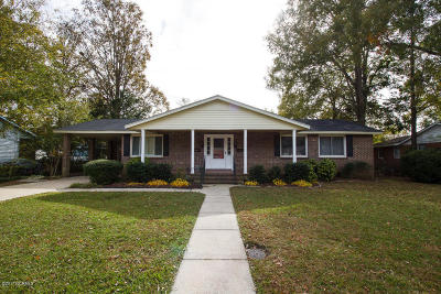 Jacksonville Single Family Home For Sale: 604 Forest Grove Avenue