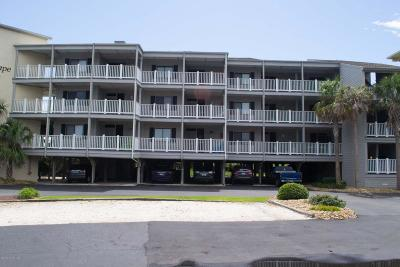 Atlantic Beach Condo/Townhouse For Sale: 2111 W Fort Macon Road #159 Dune