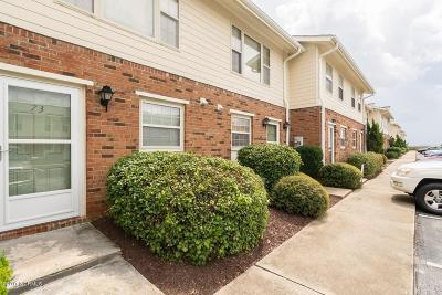 Pine Knoll Shores Condo/Townhouse For Sale: 277 Salter Path Road #73