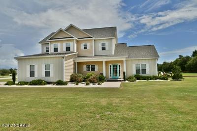 Newport Single Family Home For Sale: 233 Morada Bay Drive