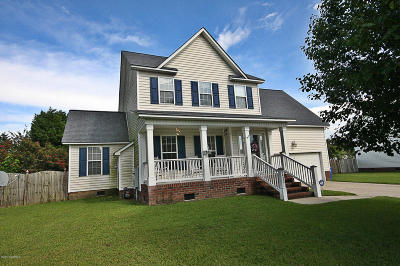Winterville Single Family Home Active Contingent: 2413 Lafeyette Street