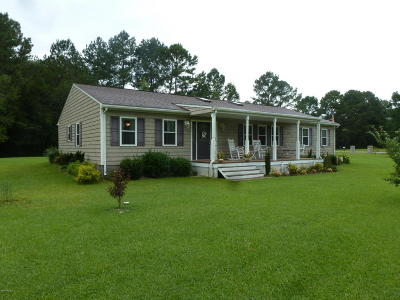 Hubert Single Family Home For Sale: 146 Anita Drive