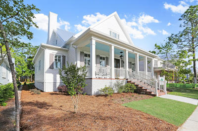 Wilmington Single Family Home For Sale: 806 Midnight Channel Road