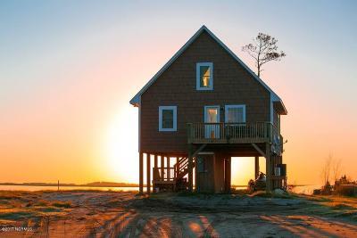 Cedar Island Single Family Home For Sale: 3066 Cedar Island Road