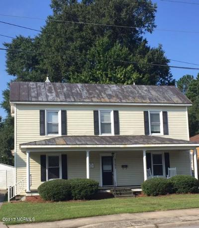 Farmville Single Family Home For Sale: 4141 Grimmersburg Street