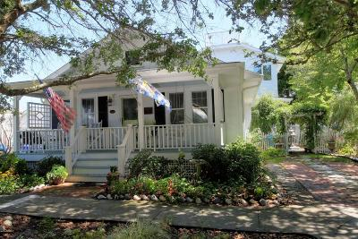Beaufort Single Family Home For Sale: 303 Broad Street