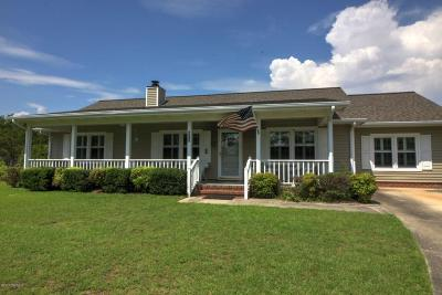 Morehead City Single Family Home For Sale: 604 Garden Road
