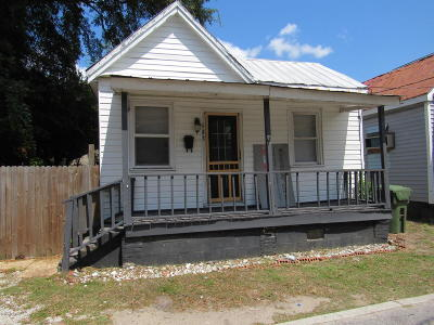 Wilmington Single Family Home For Sale: 807 Russell Alley