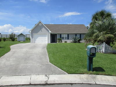 Beaufort Single Family Home For Sale: 445 Meeting Street