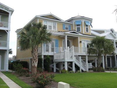 Sunset Beach Single Family Home For Sale: 1520 North Shore Drive W