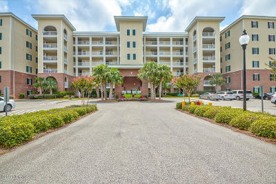 Ocean Isle Beach Condo/Townhouse For Sale: 7265 Seashell Lane SW #101