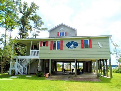 Beaufort NC Single Family Home For Sale: $339,000